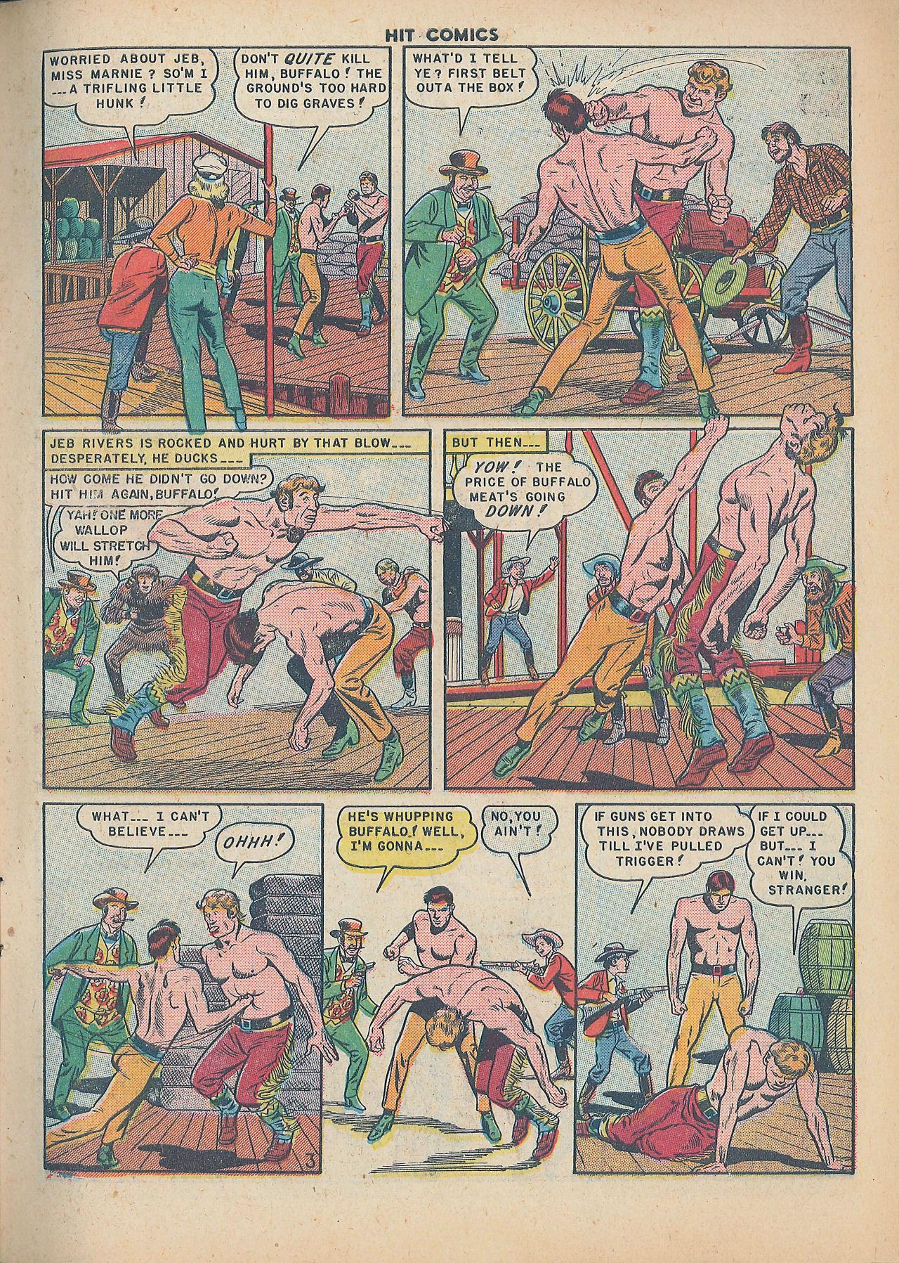 Read online Hit Comics comic -  Issue #64 - 5