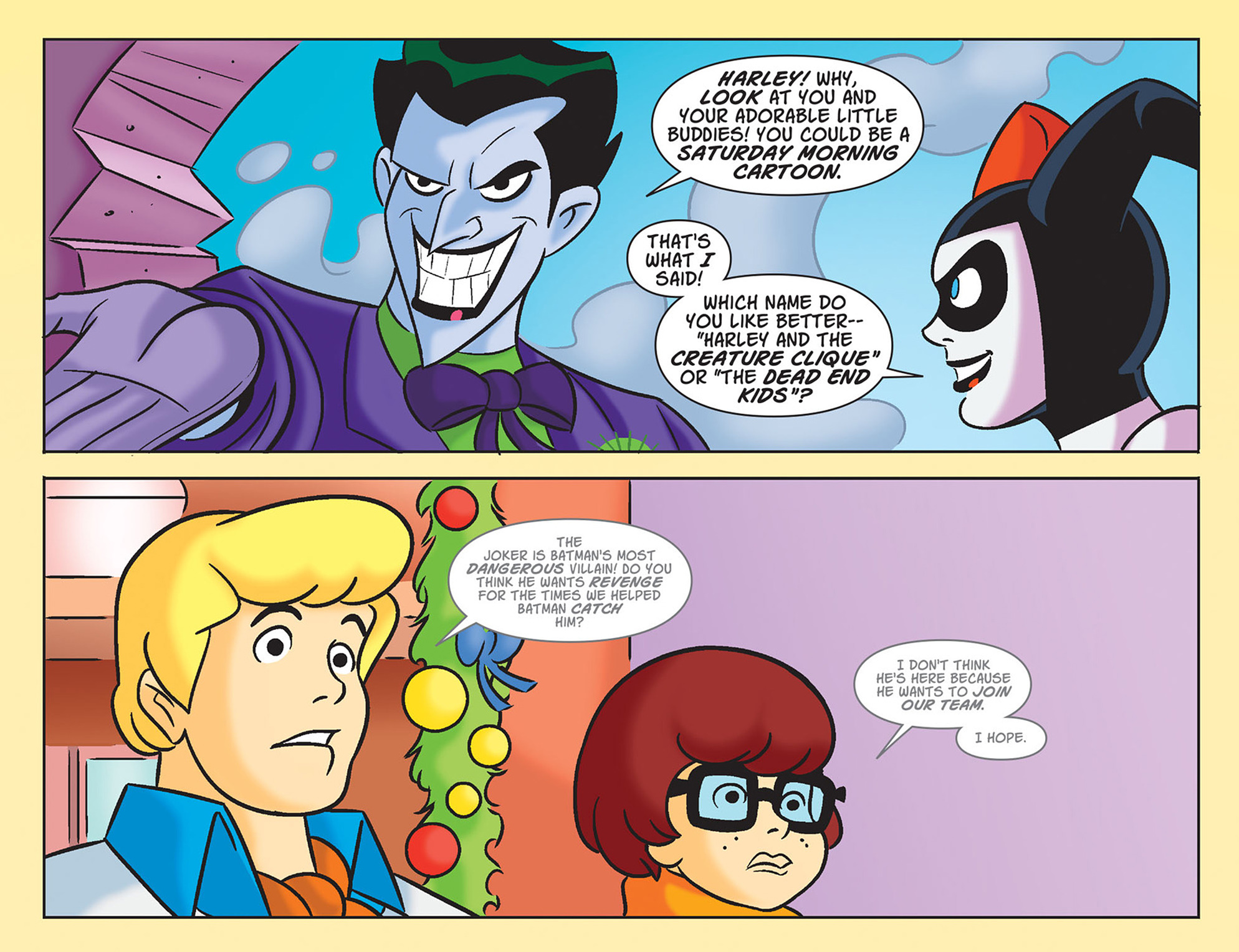 Read online Scooby-Doo! Team-Up comic -  Issue #42 - 5