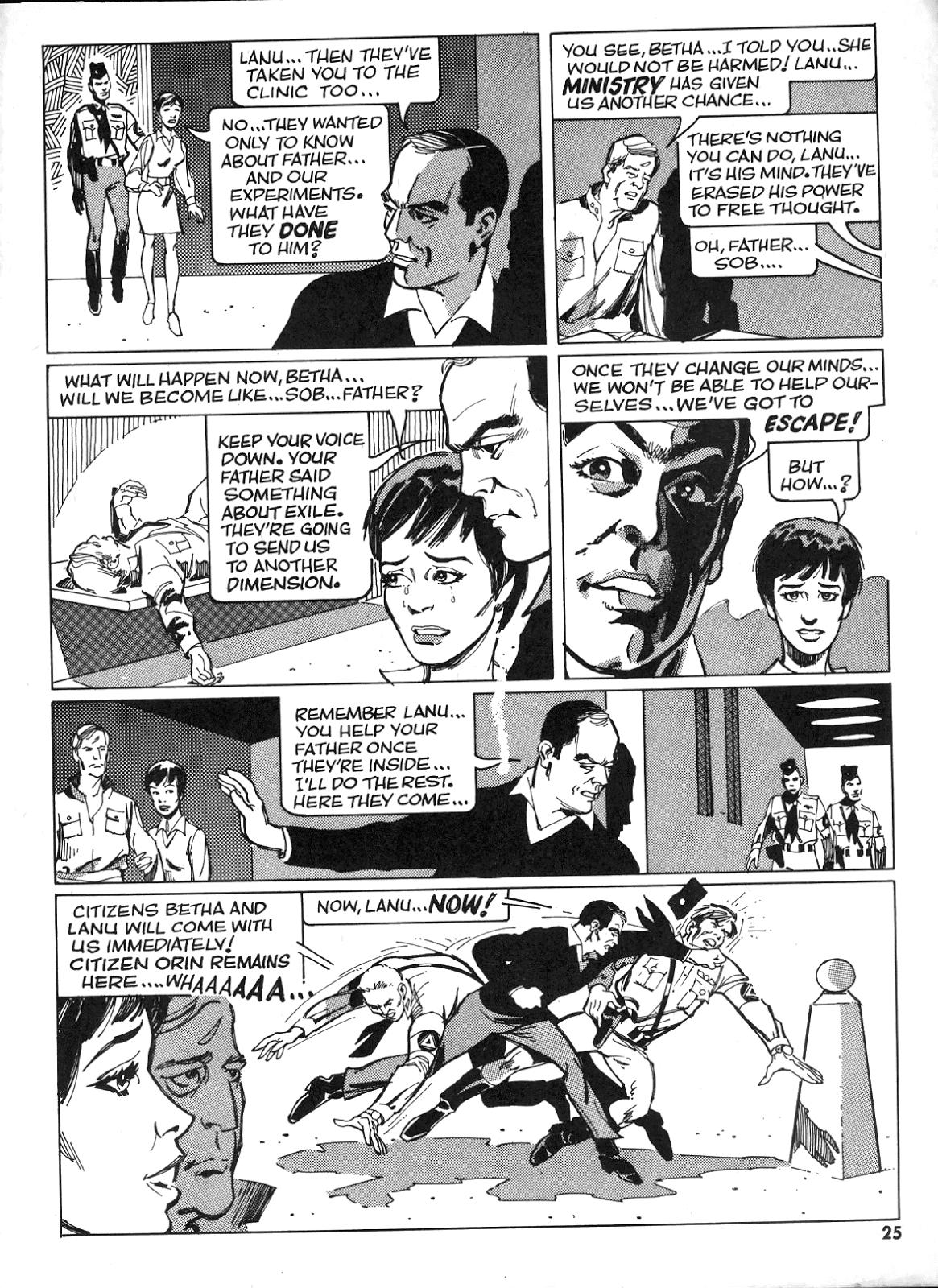 Creepy (1964) Issue #25 #25 - English 25