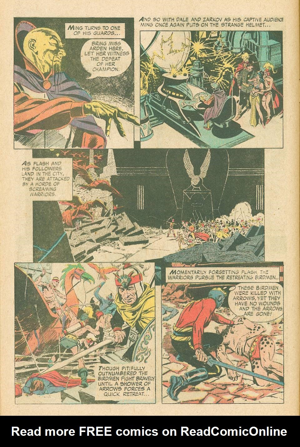 Flash Gordon (1966) issue 4 - Page 12