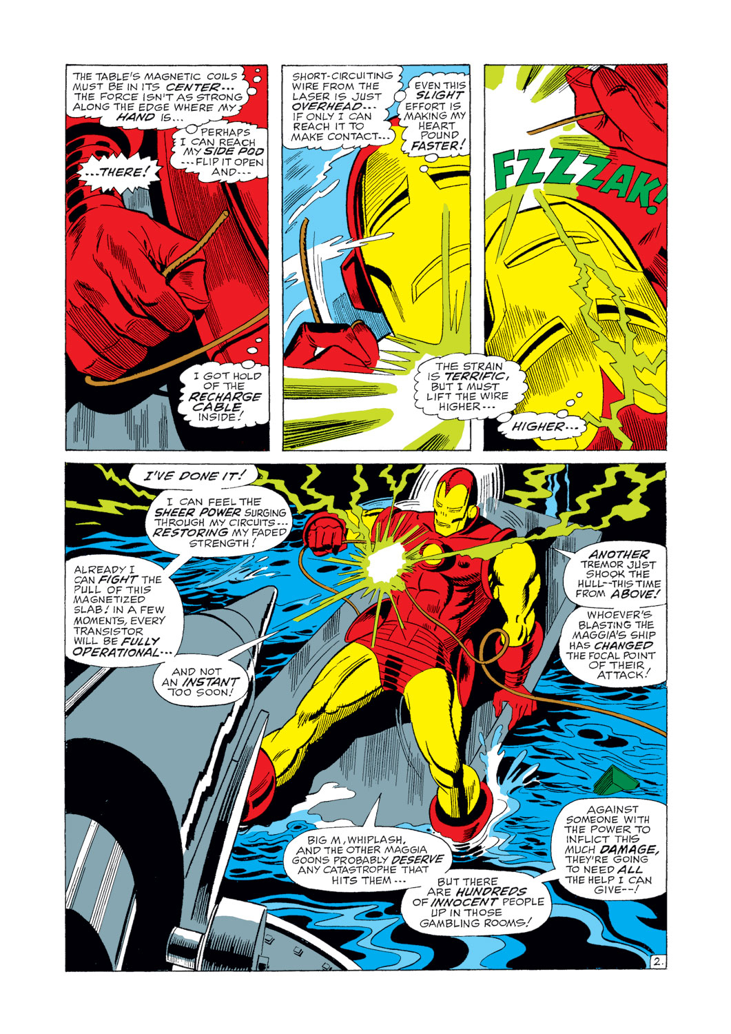 Iron Man and Sub-Mariner issue Full - Page 3