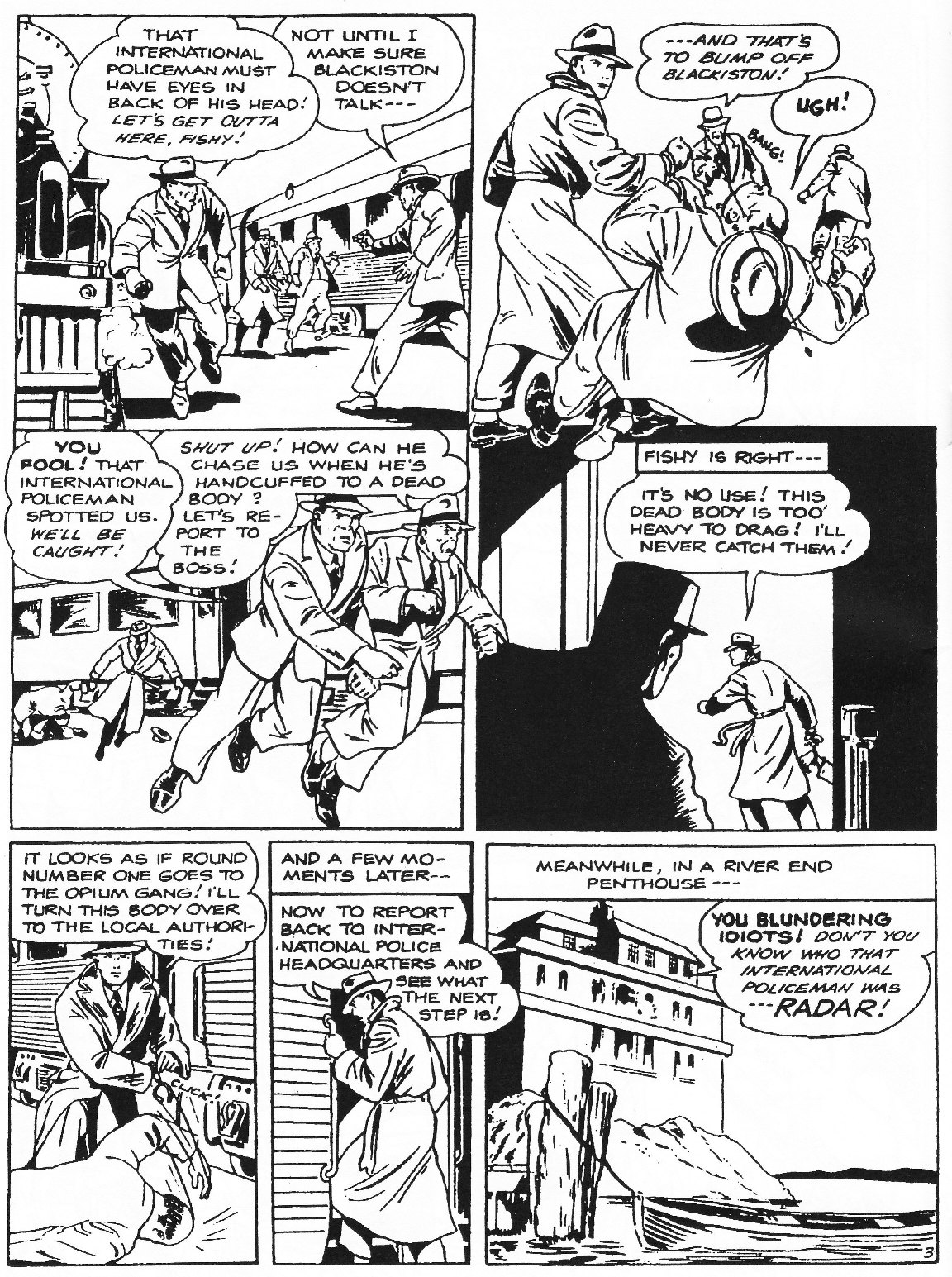 Read online Men of Mystery Comics comic -  Issue #75 - 36