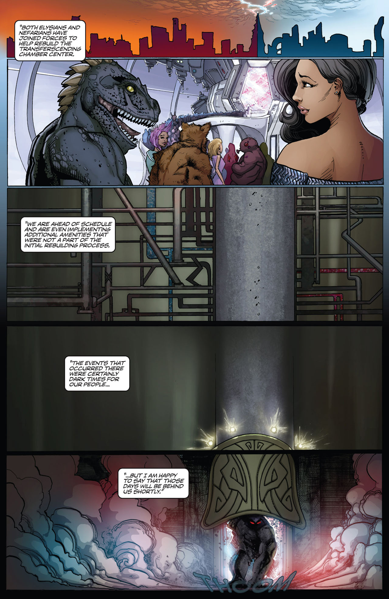 Read online Shrugged (2013) comic -  Issue #1 - 20