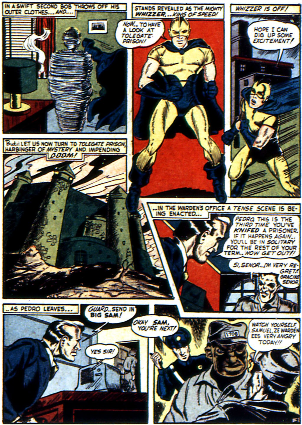 Read online All-Winners Comics comic -  Issue #3 - 30