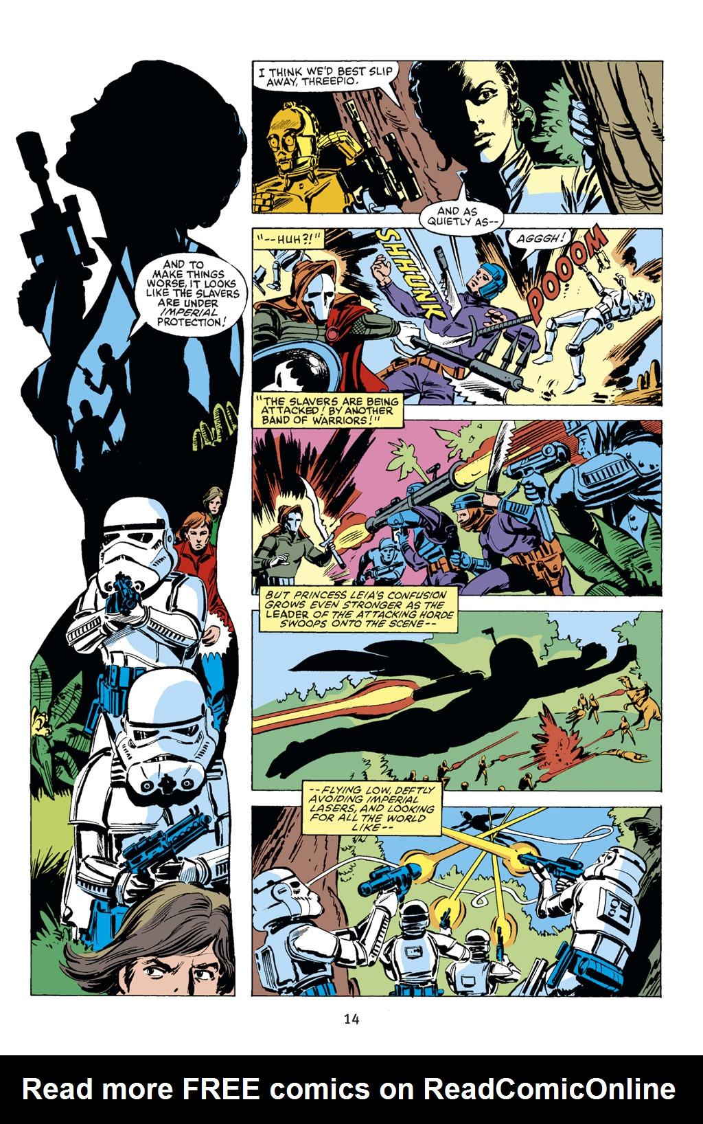 Read online Star Wars Omnibus comic -  Issue # Vol. 18 - 13