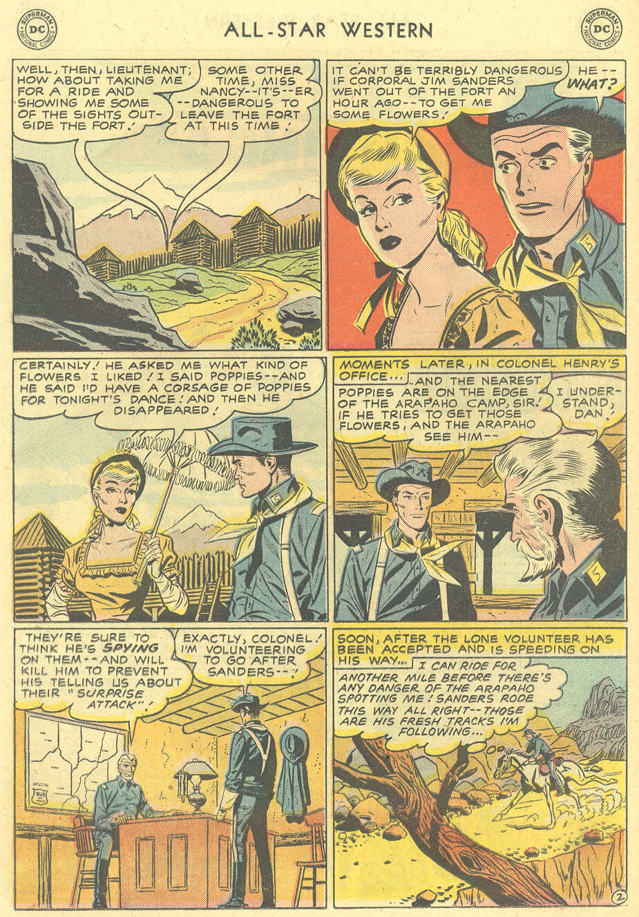 Read online All-Star Western (1951) comic -  Issue #101 - 18