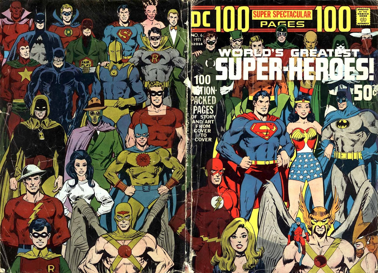 DC 100-Page Super Spectacular 6 Page 1
