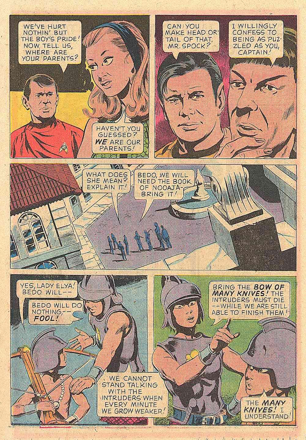 Star Trek (1967) issue 42 - Page 13