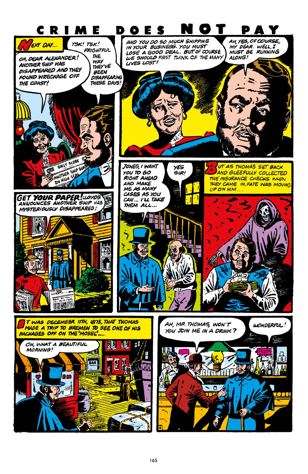 Read online Crime Does Not Pay Archives comic -  Issue # TPB 6 (Part 2) - 66