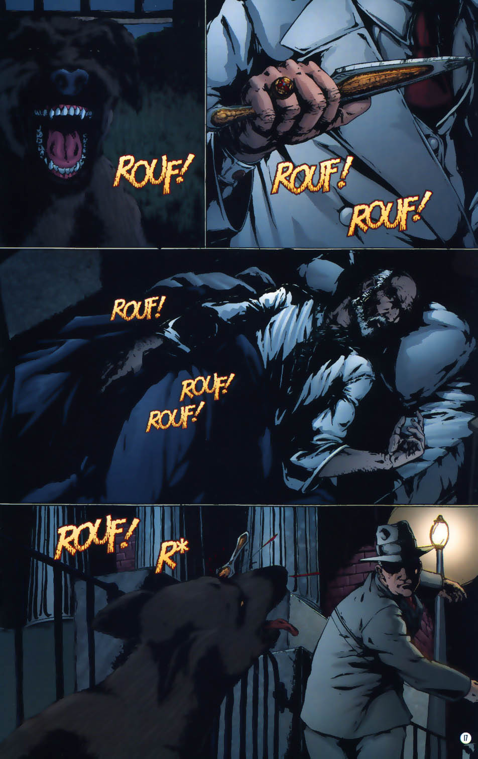 Read online Rex Mundi comic -  Issue #1 - 18