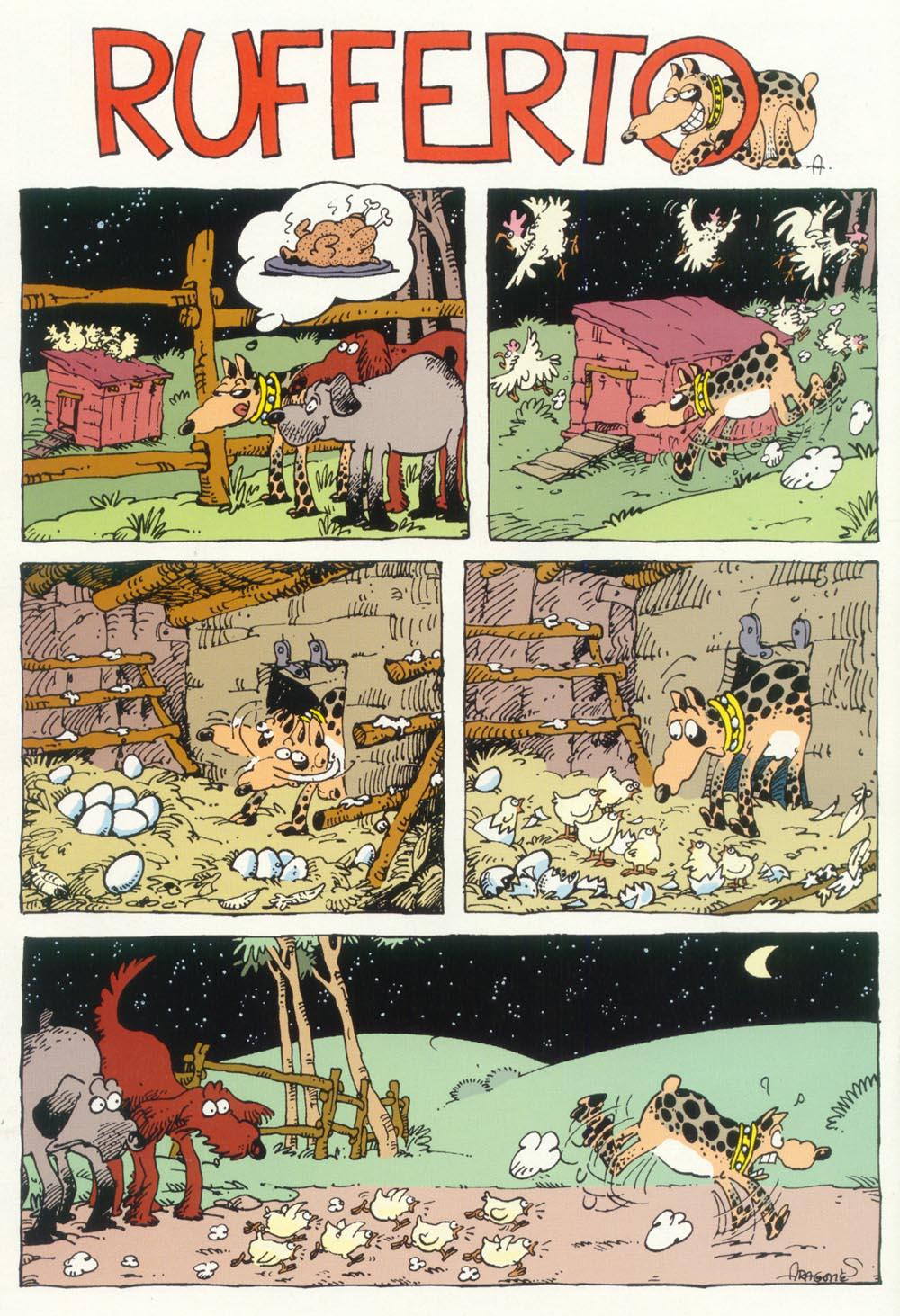 Read online Sergio Aragonés Groo the Wanderer comic -  Issue #117 - 34