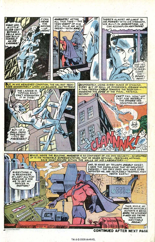 Uncanny X-Men (1963) issue 70 - Page 37