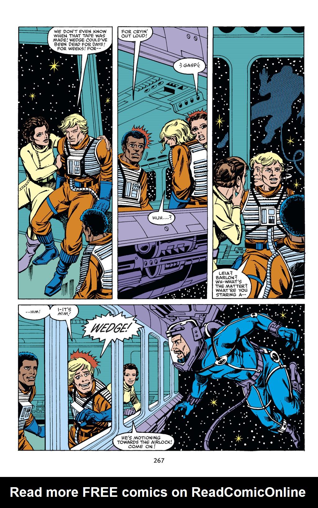 Read online Star Wars Omnibus comic -  Issue # Vol. 18 - 252