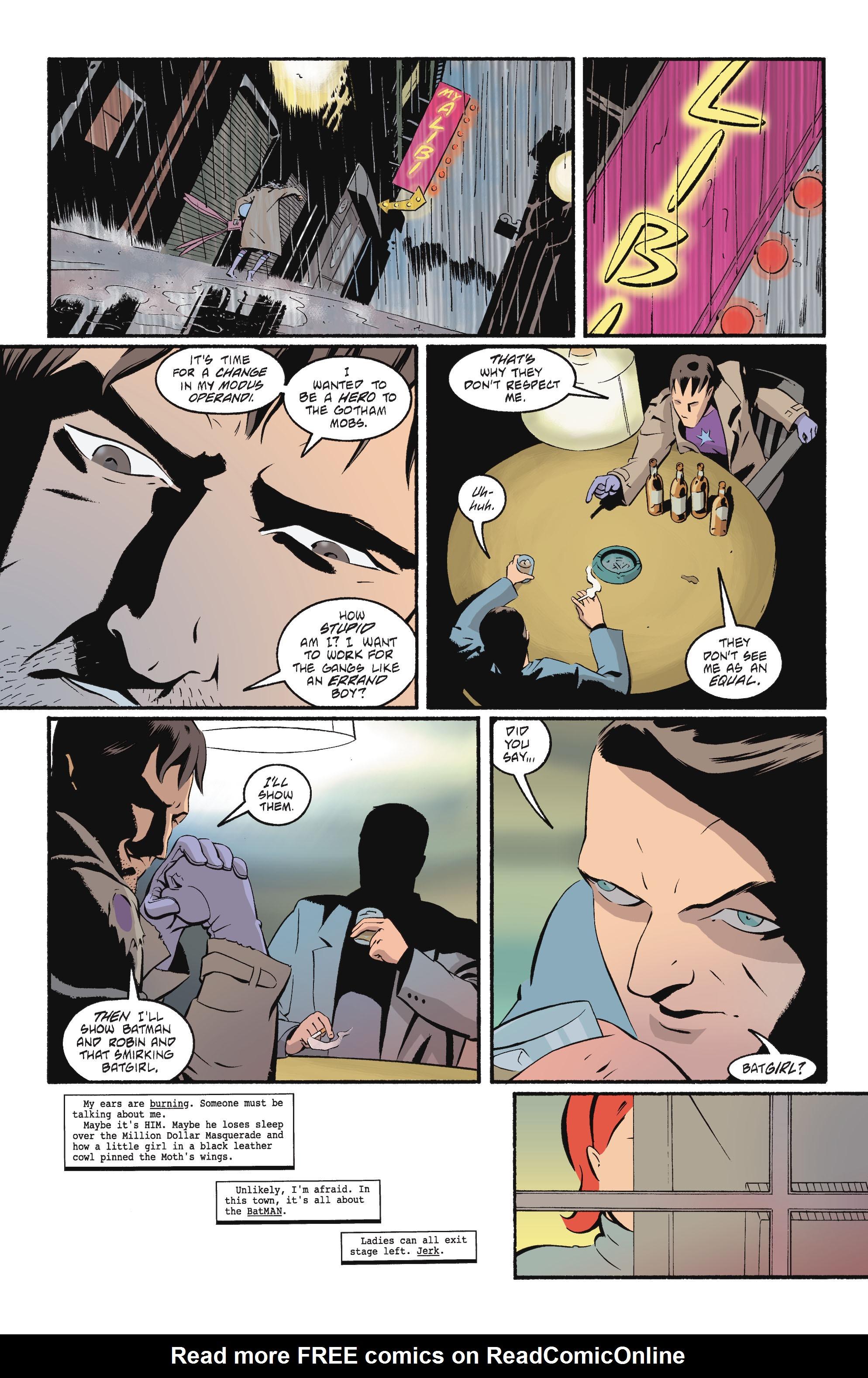 Read online Batgirl/Robin: Year One comic -  Issue # TPB 2 - 101