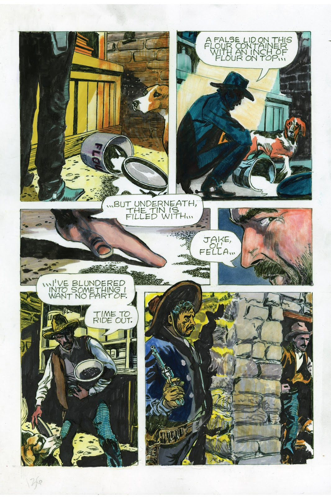 Read online Doug Wildey's Rio: The Complete Saga comic -  Issue # TPB (Part 3) - 40