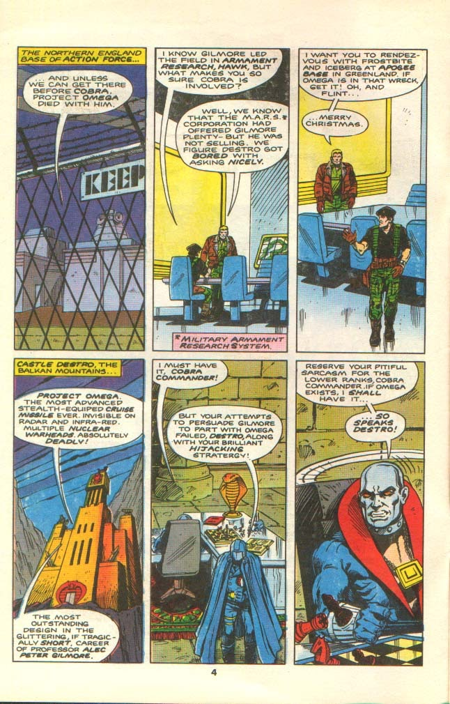 G.I. Joe European Missions issue 8 - Page 3