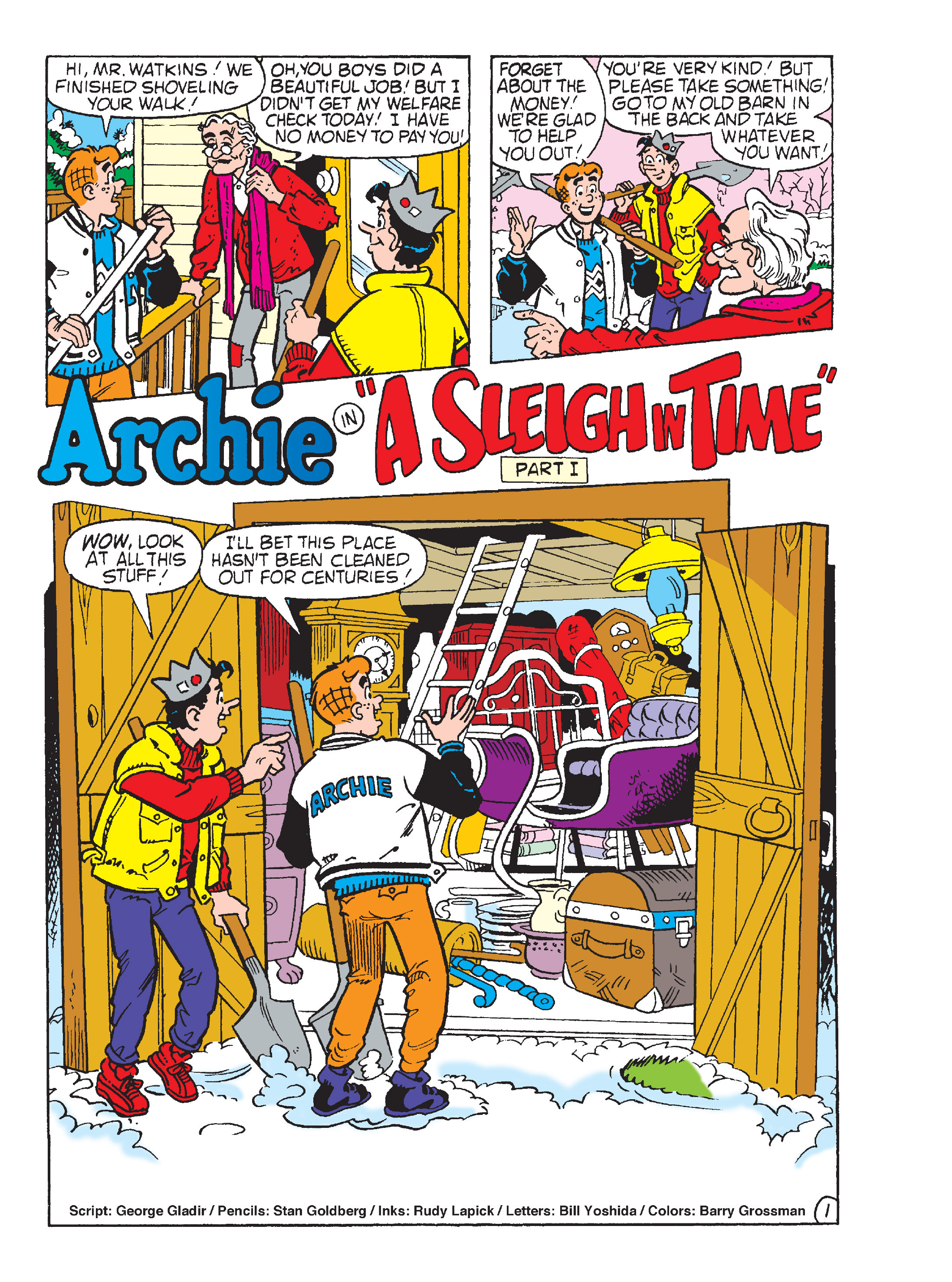 Read online World of Archie Double Digest comic -  Issue #55 - 238