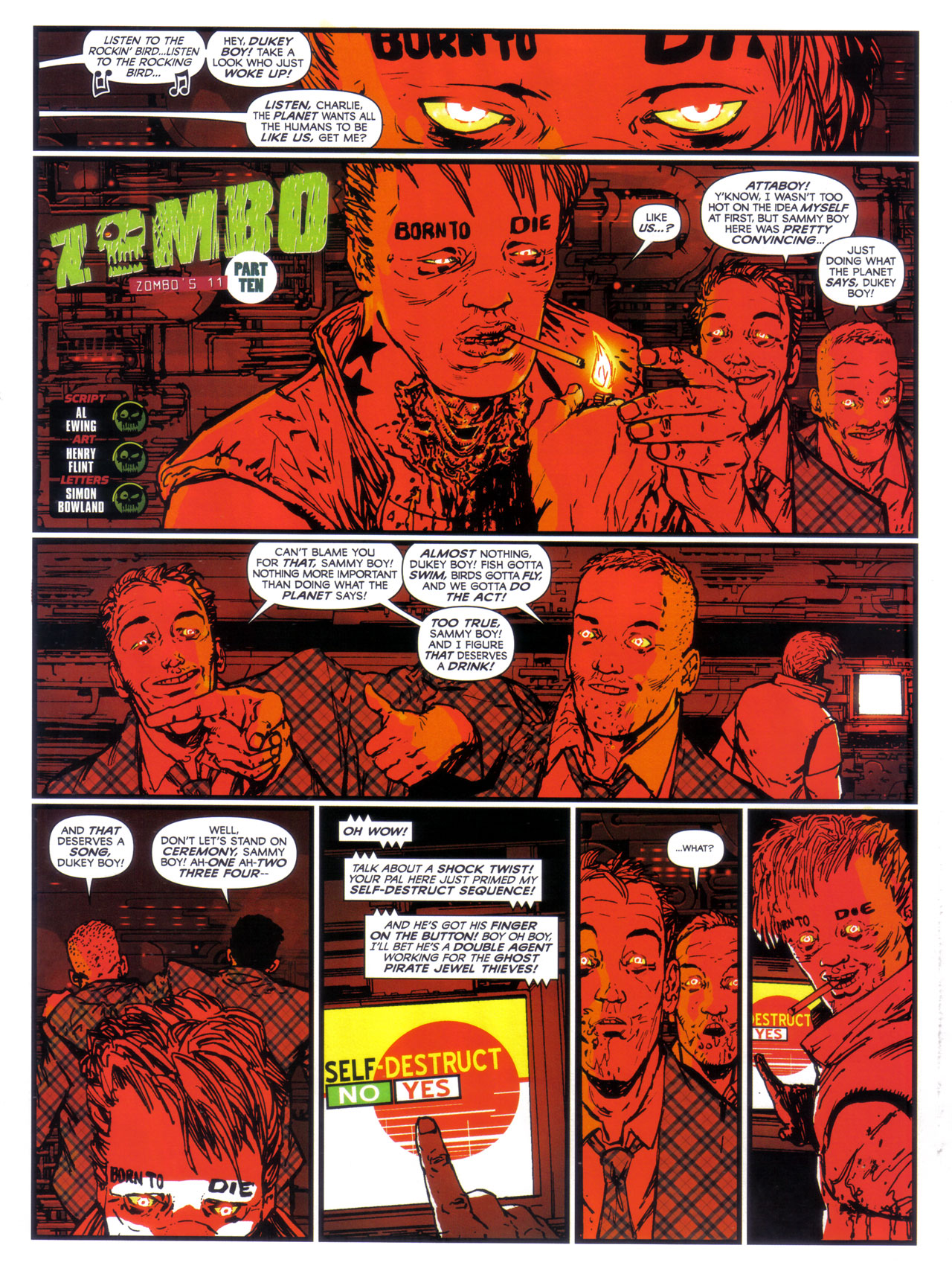 Read online 2000 AD comic -  Issue #1746 - 86