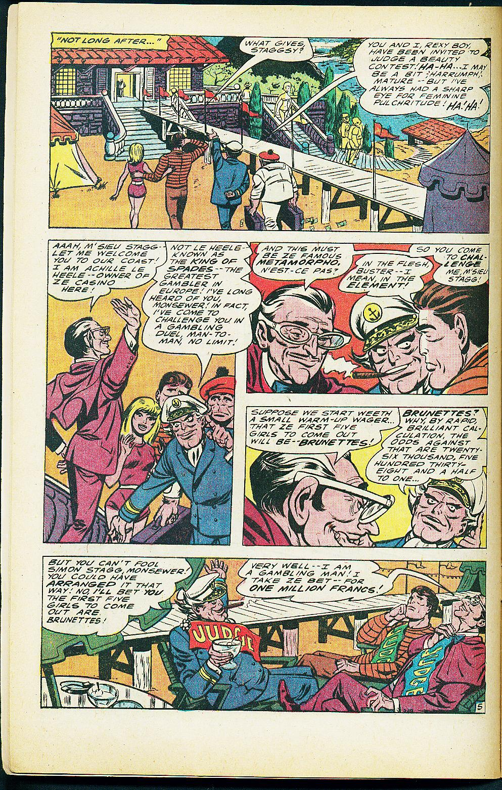 Metamorpho (1965) issue 6 - Page 8