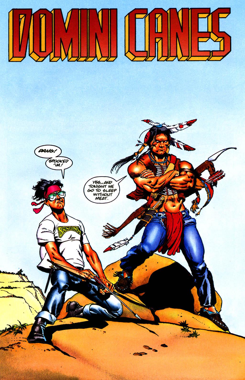 Read online Turok, Dinosaur Hunter (1993) comic -  Issue #0 - 5