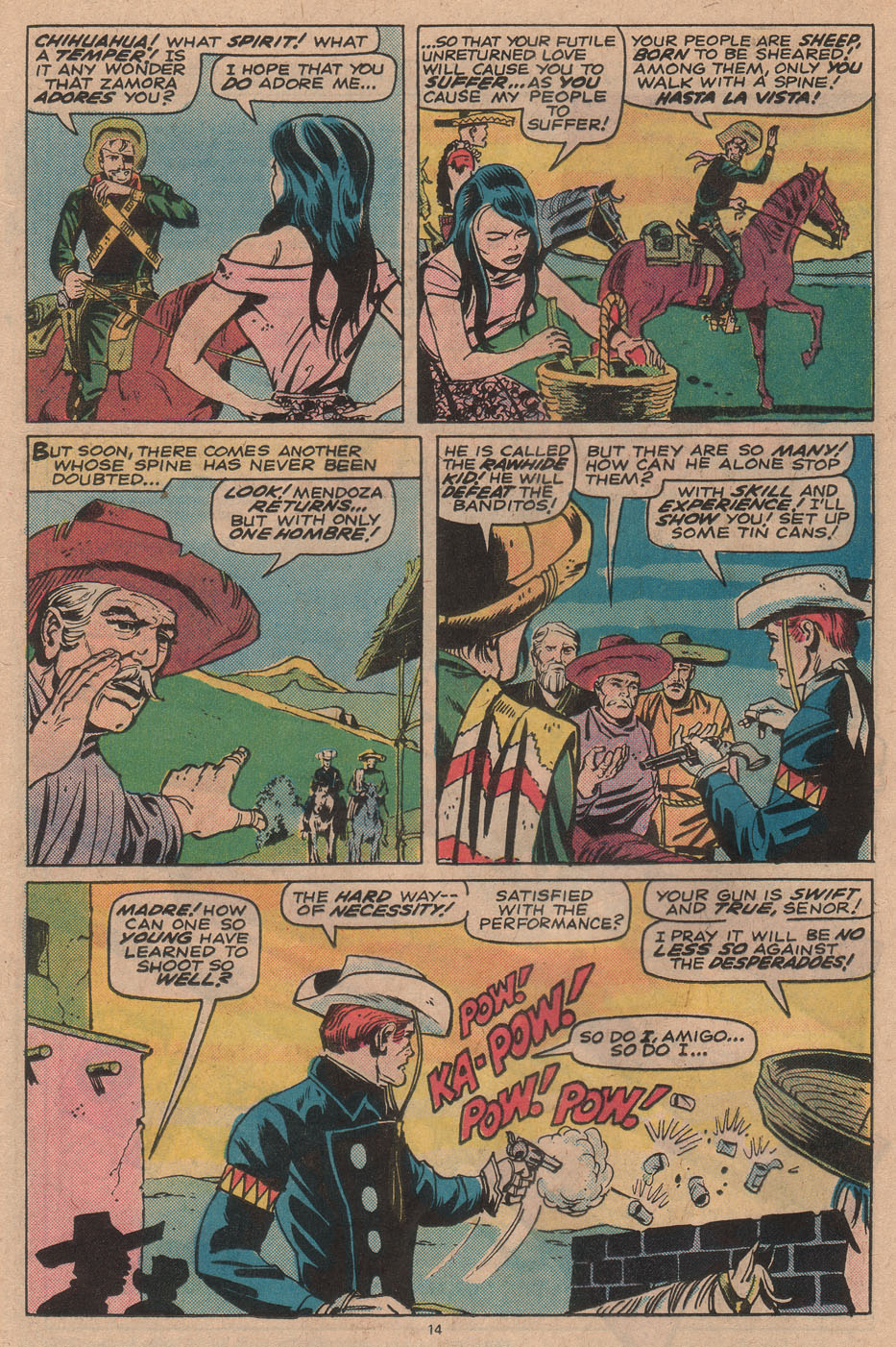 The Rawhide Kid (1955) issue 142 - Page 16