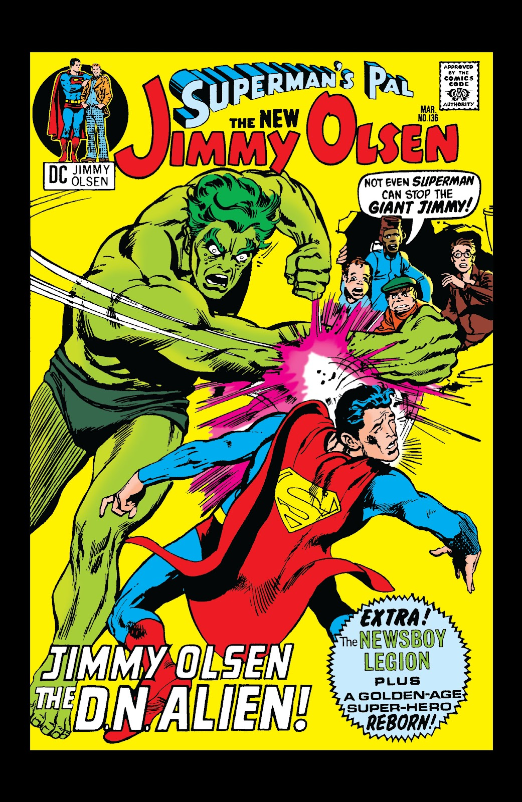 Read online Superman's Pal, Jimmy Olsen by Jack Kirby comic -  Issue # TPB (Part 1) - 77