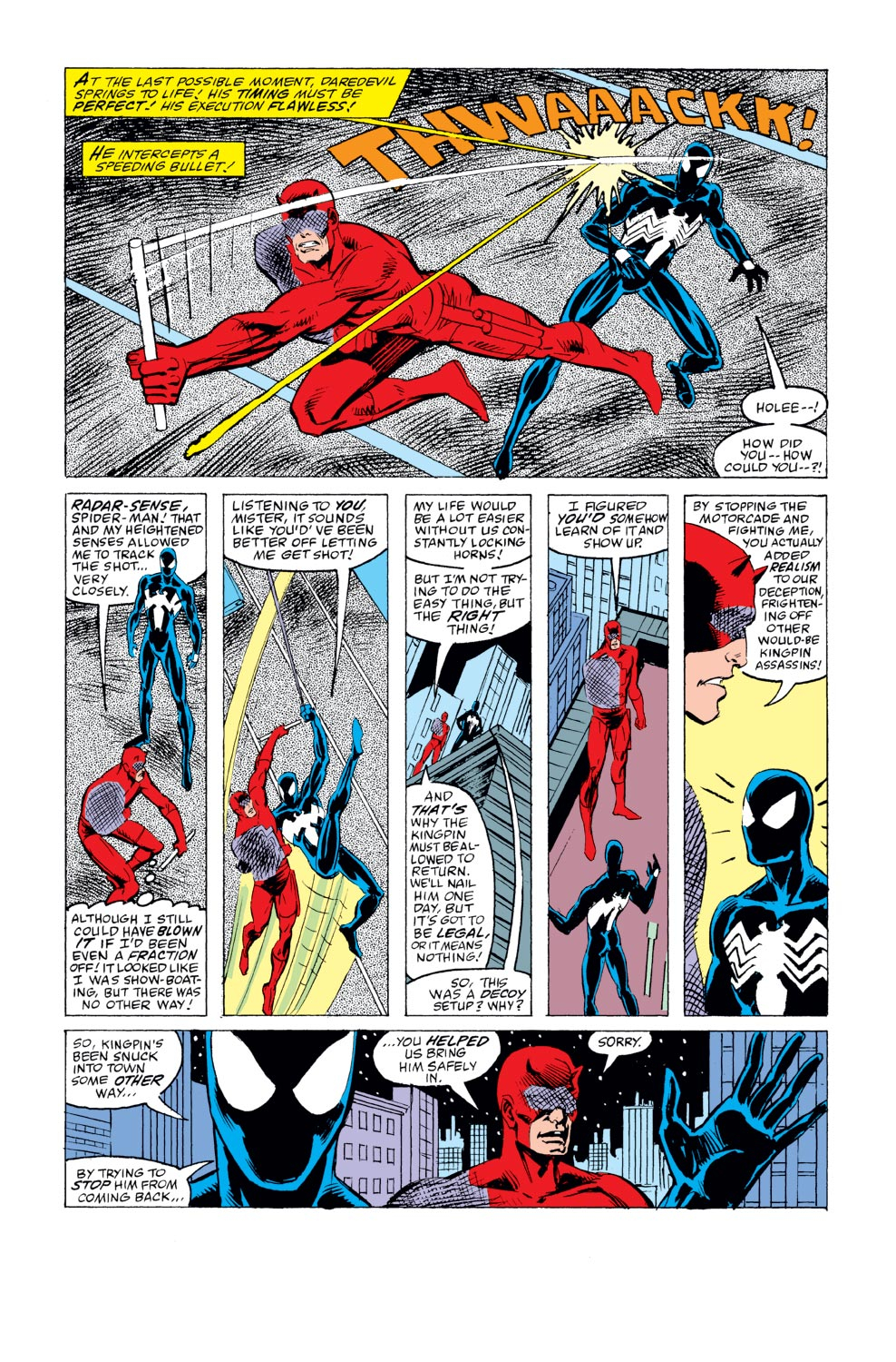 The Amazing Spider-Man (1963) 287 Page 21