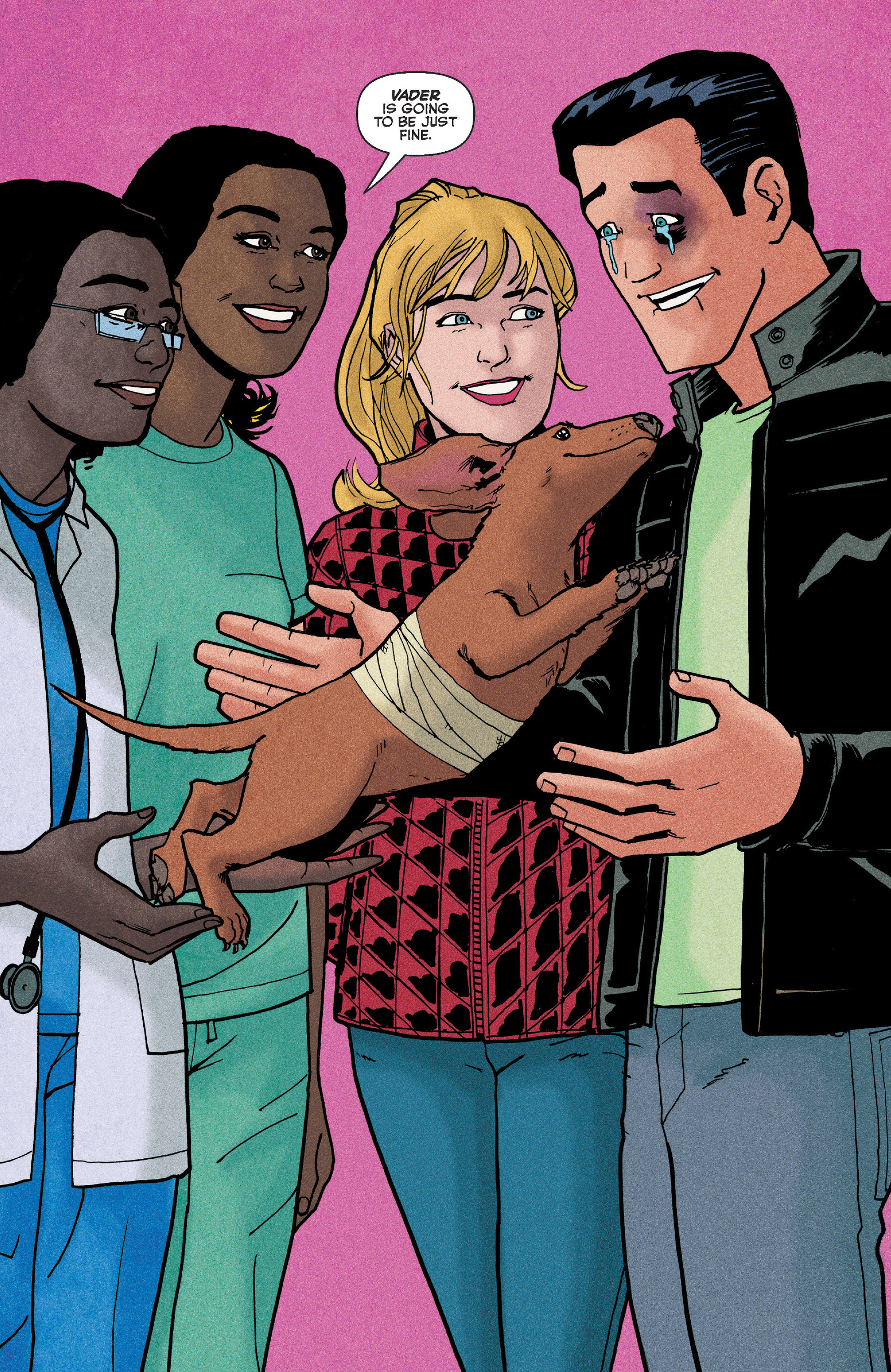 Read online Reggie and Me comic -  Issue #5 - 18