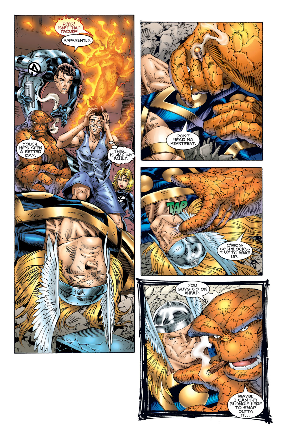 Read online Avengers (1996) comic -  Issue #6 - 11