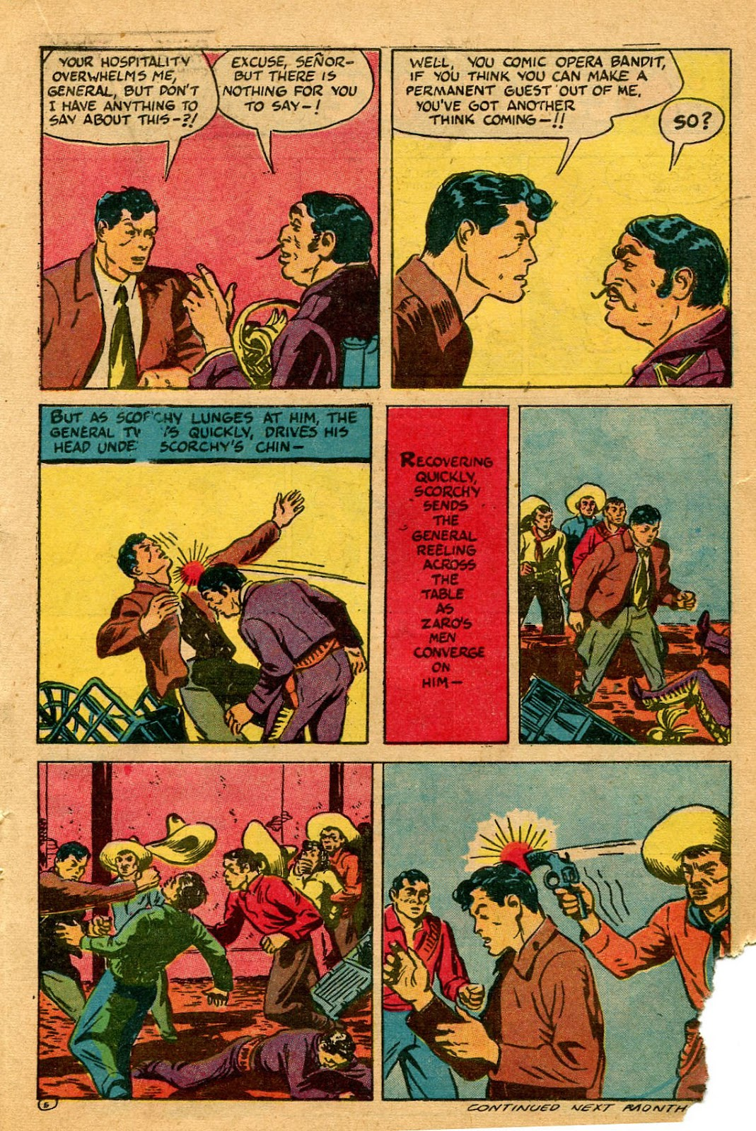 Read online Famous Funnies comic -  Issue #127 - 33