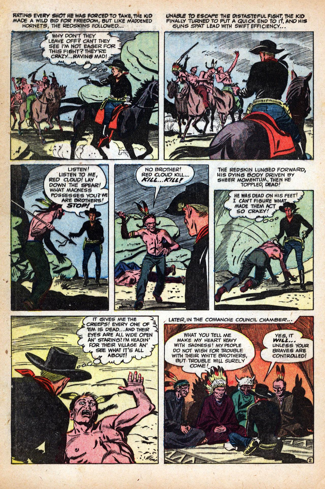 Read online Two-Gun Kid comic -  Issue #14 - 4