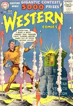 Western Comics 58 Page 1