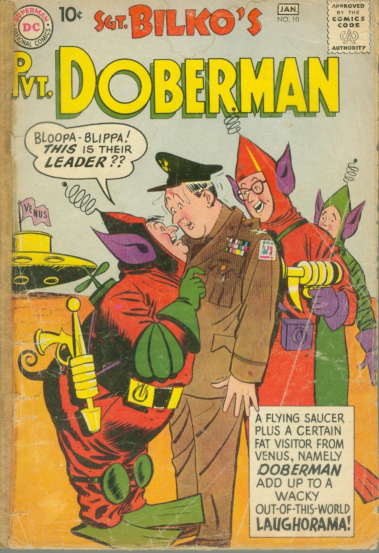 Sgt. Bilkos Pvt. Doberman 10 Page 1