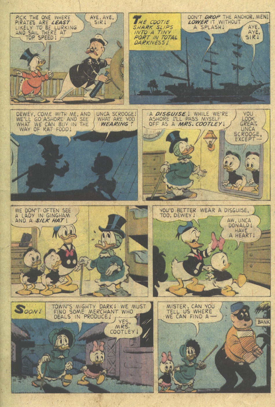 Read online Uncle Scrooge (1953) comic -  Issue #137 - 9