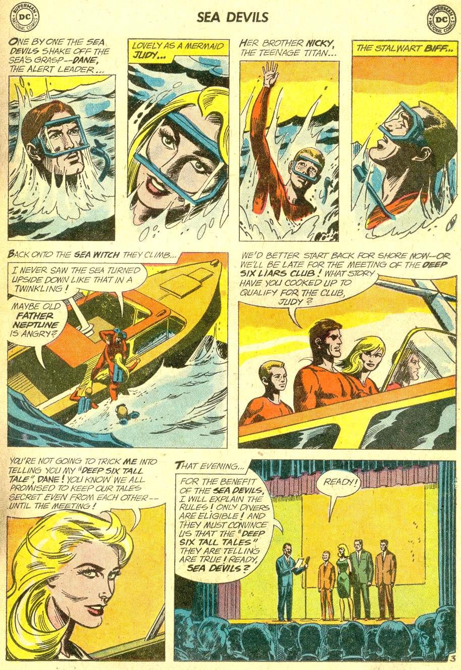 Read online Sea Devils comic -  Issue #10 - 6