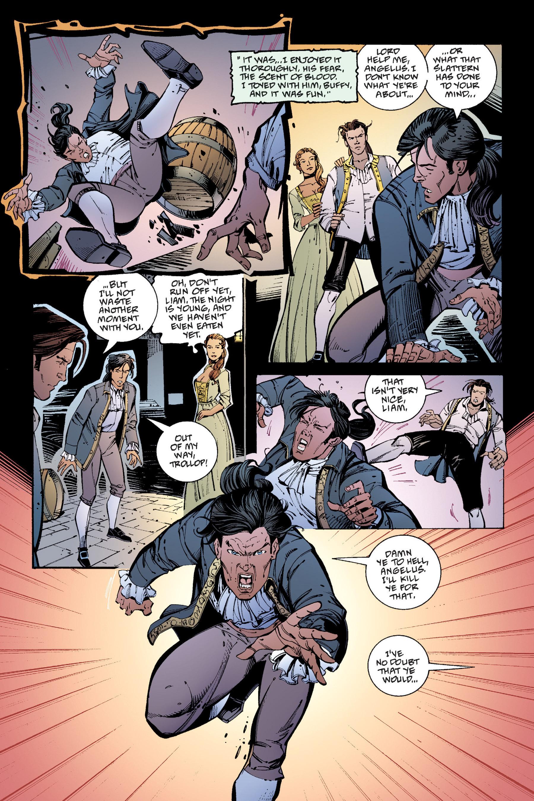 Read online Buffy the Vampire Slayer: Omnibus comic -  Issue # TPB 4 - 236