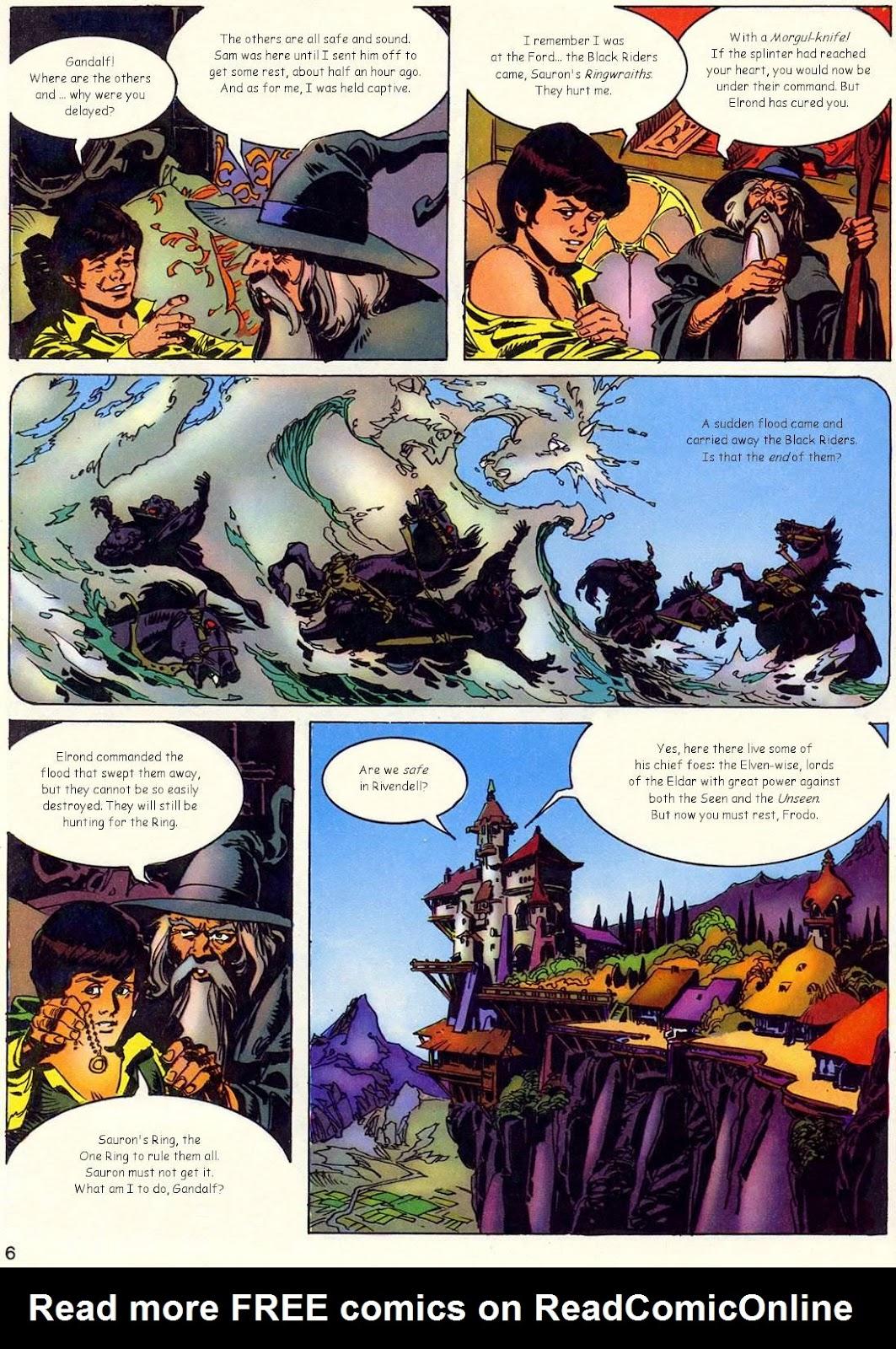 El Señor de los Anillos issue 2 - Page 3