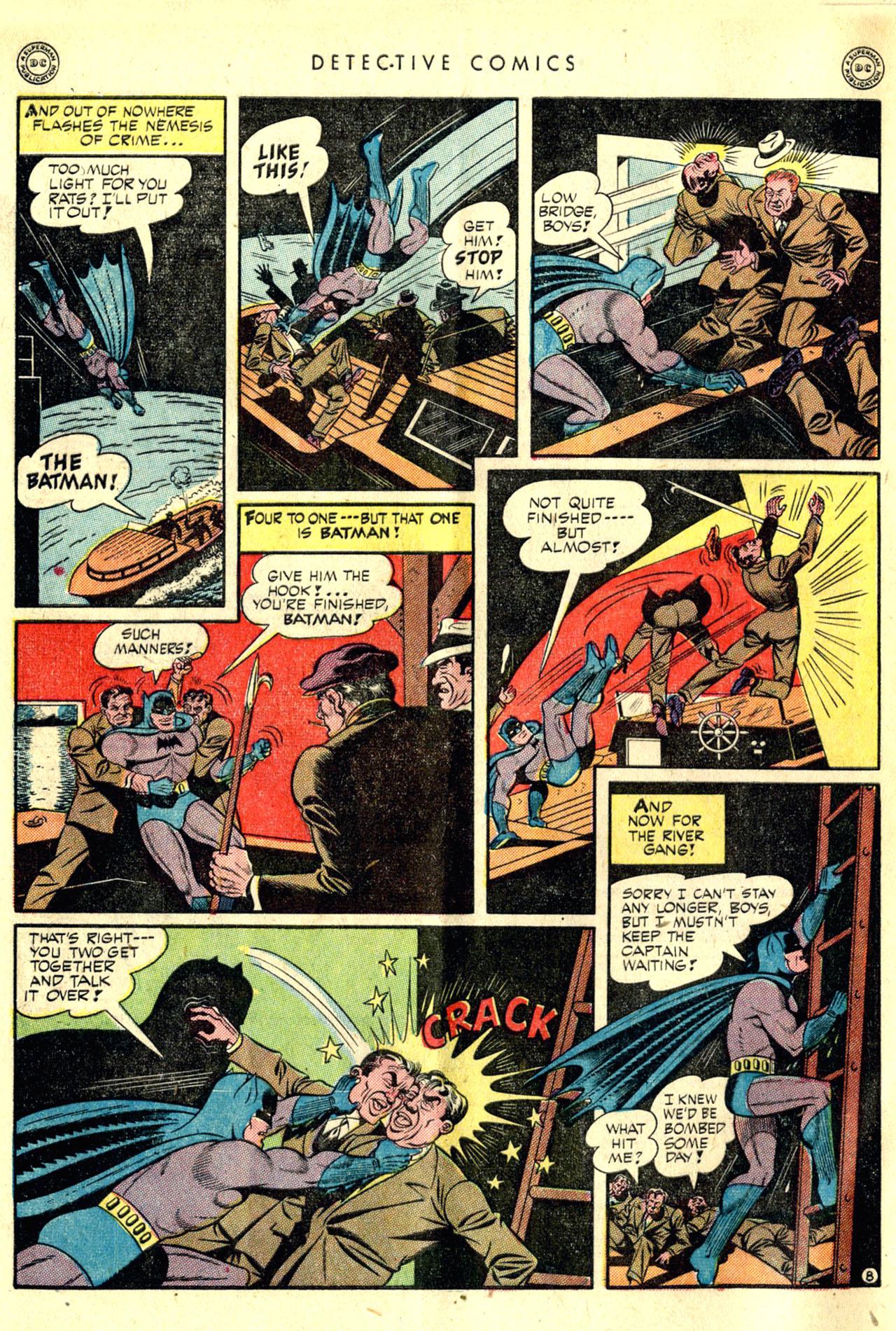 Read online Detective Comics (1937) comic -  Issue #90 - 10