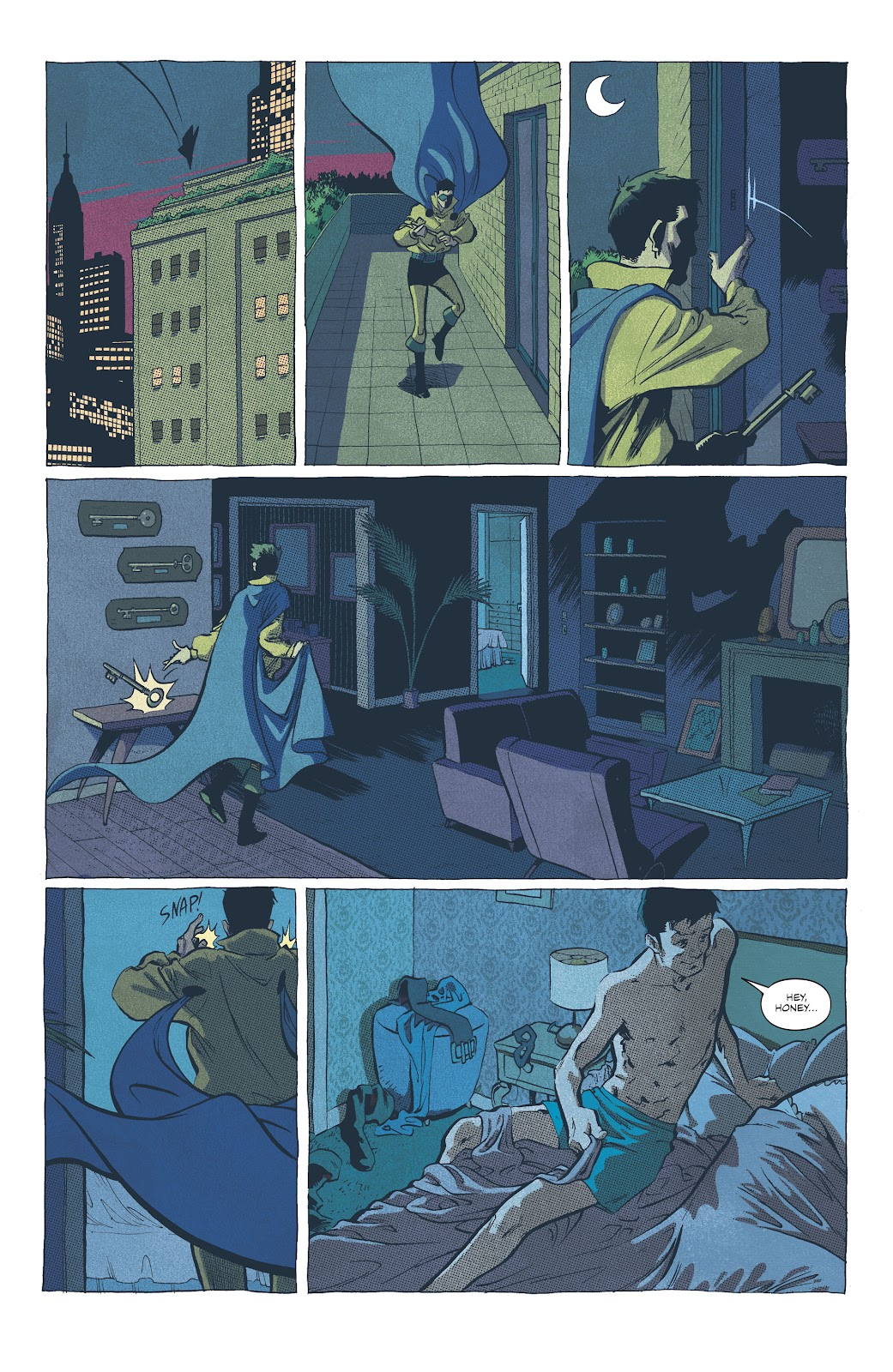 Collapser issue 5 - Page 6
