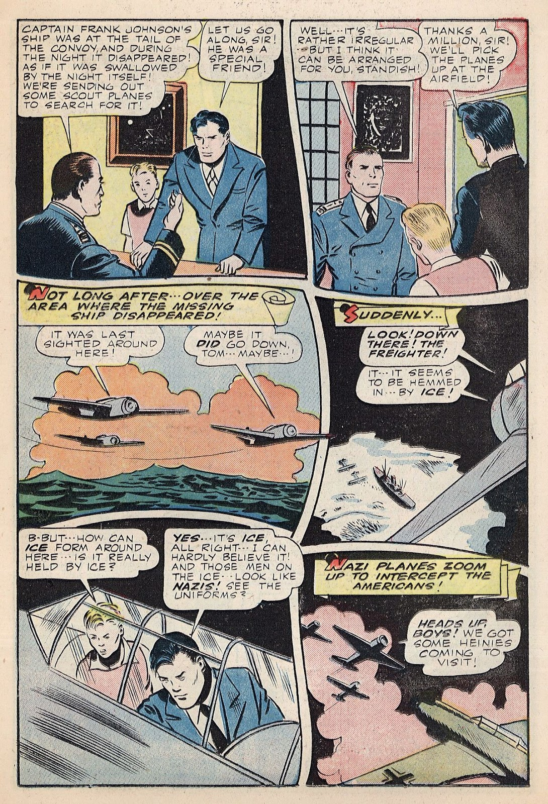 Exciting Comics (1940) issue 38 - Page 17