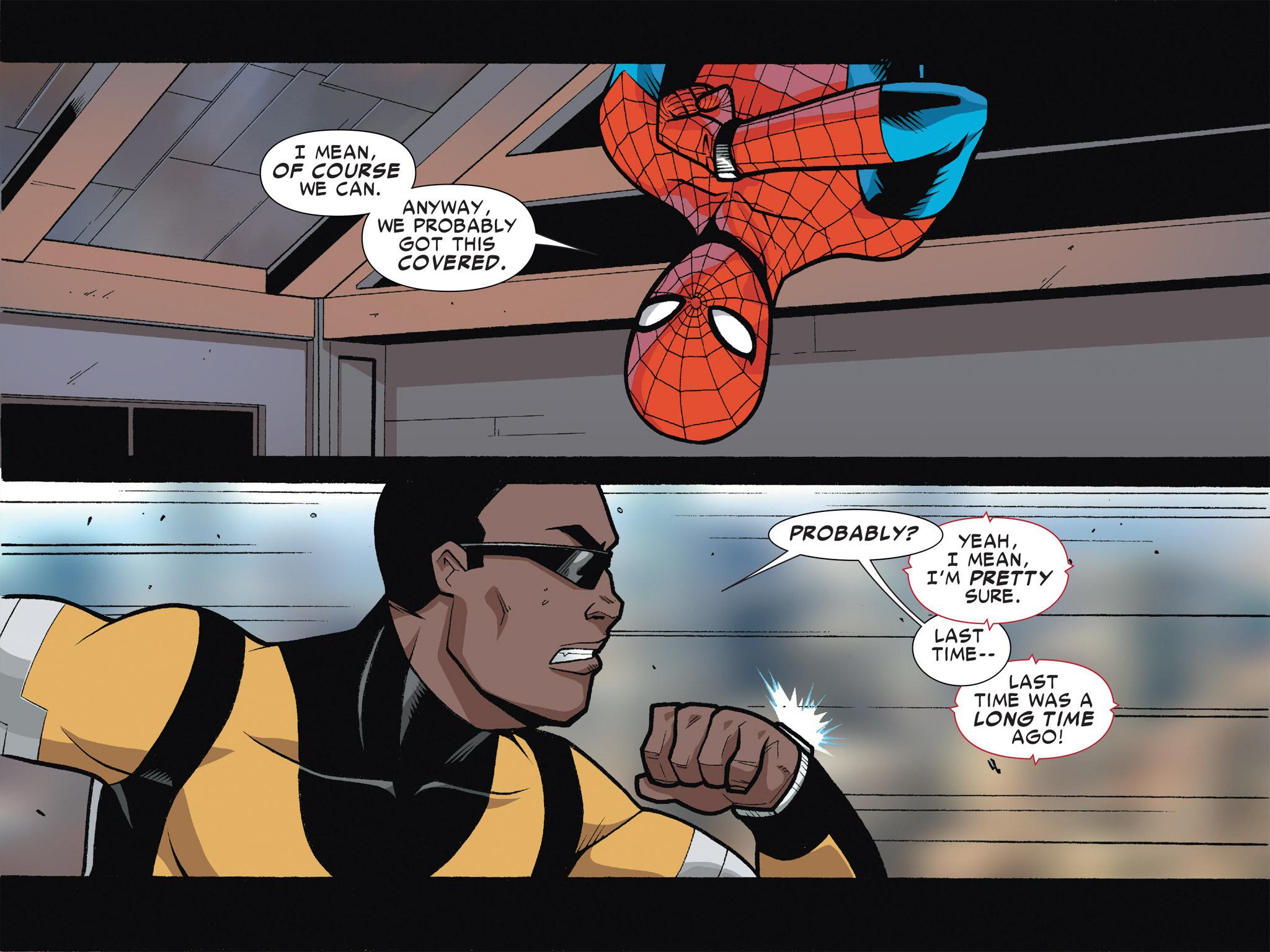 Read online Ultimate Spider-Man (Infinite Comics) (2016) comic -  Issue #6 - 4
