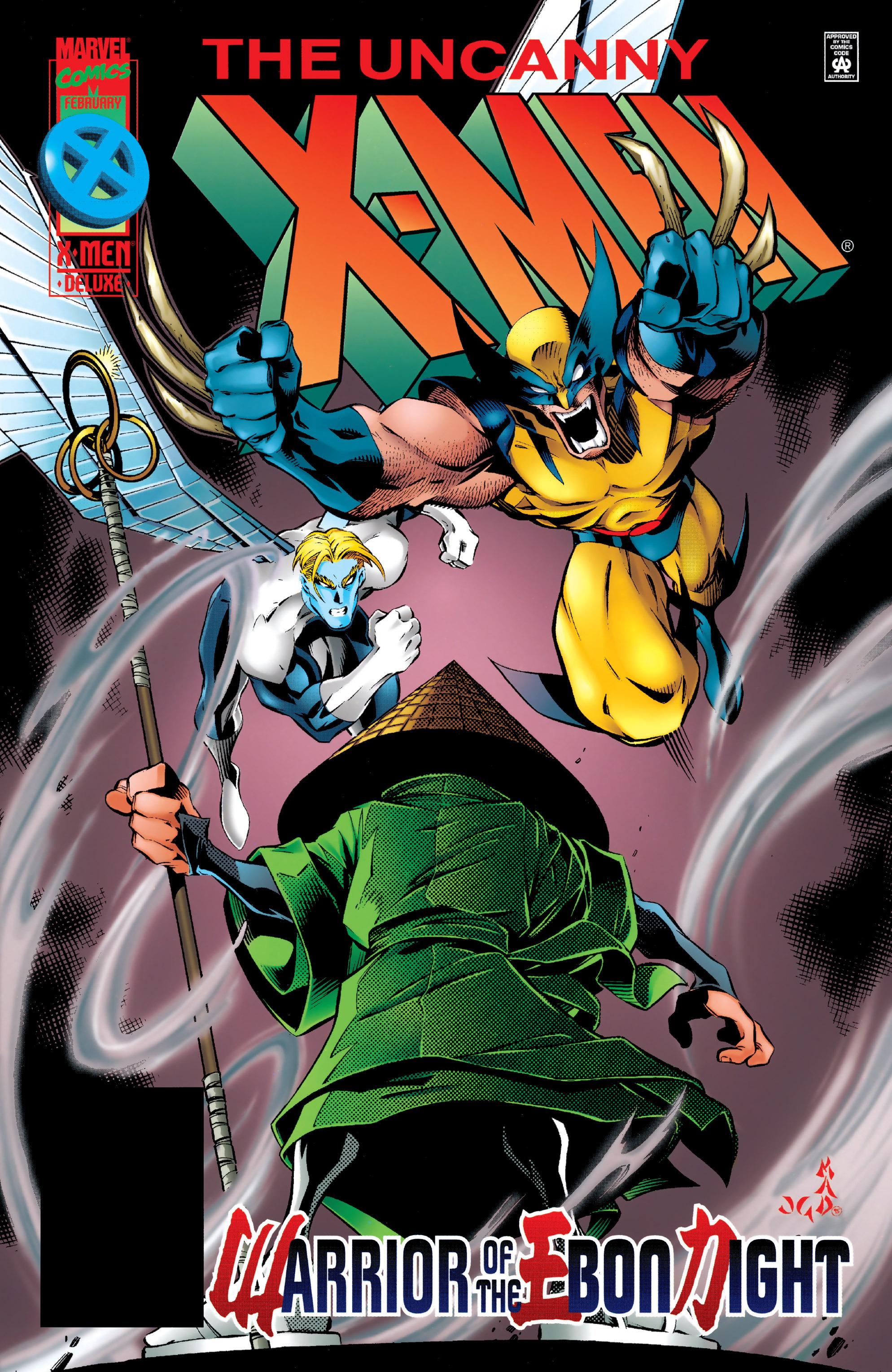 Uncanny X-Men (1963) 329 Page 1