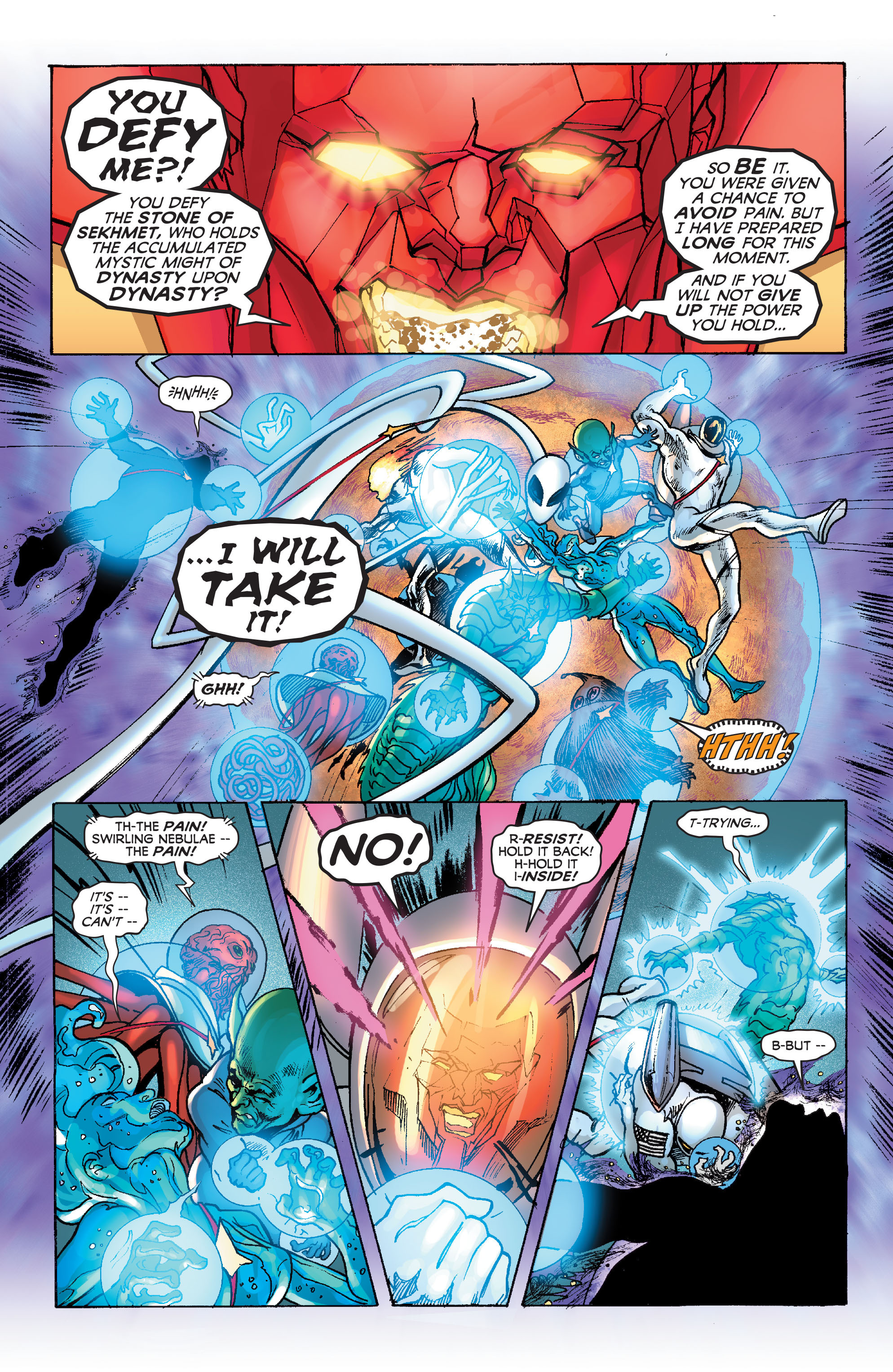 Read online Astro City: Dark Age/Book Three comic -  Issue #3 - 18