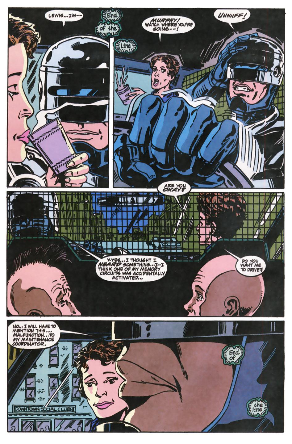 Read online Robocop (1990) comic -  Issue #11 - 8
