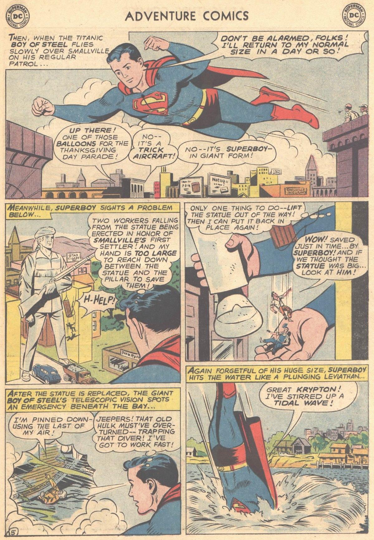 Read online Adventure Comics (1938) comic -  Issue #315 - 27