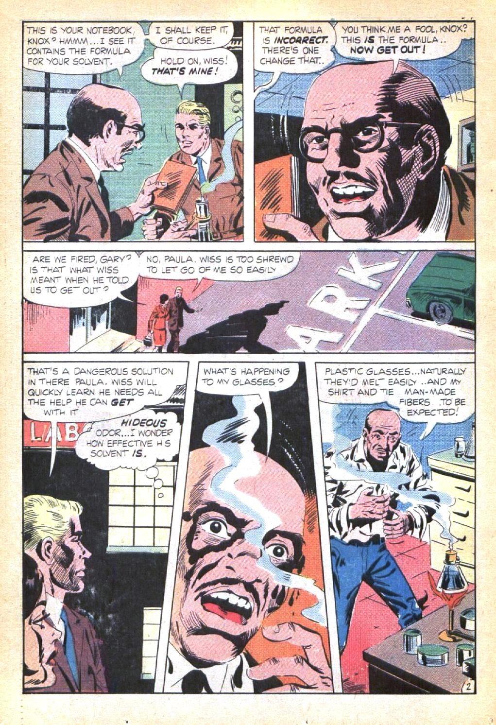 Strange Suspense Stories (1967) issue 3 - Page 26