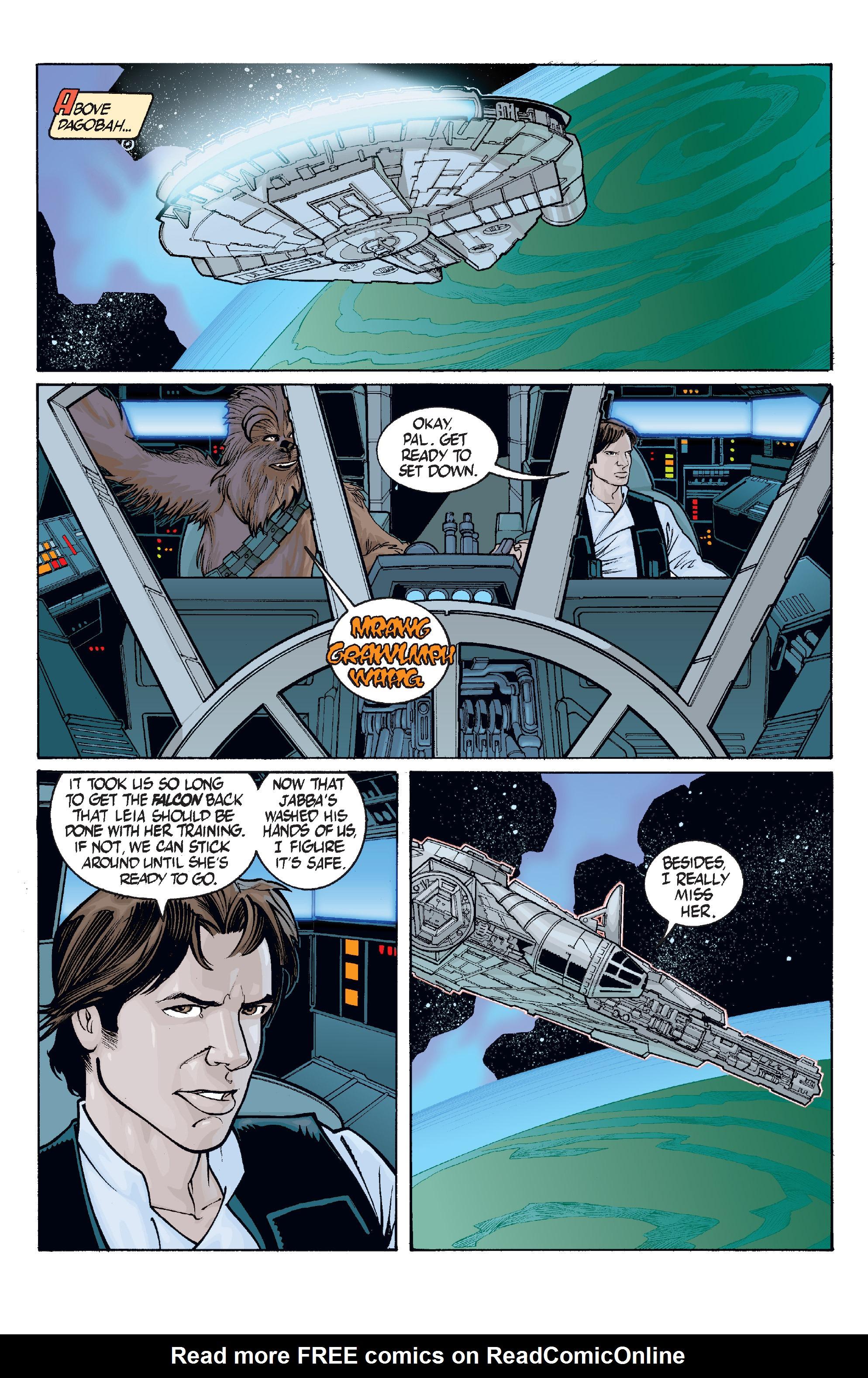 Read online Star Wars Omnibus comic -  Issue # Vol. 27 - 176