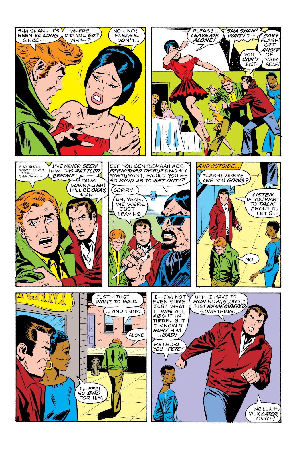 Read online Marvel Masterworks: The Spectacular Spider-Man comic -  Issue # TPB (Part 1) - 52
