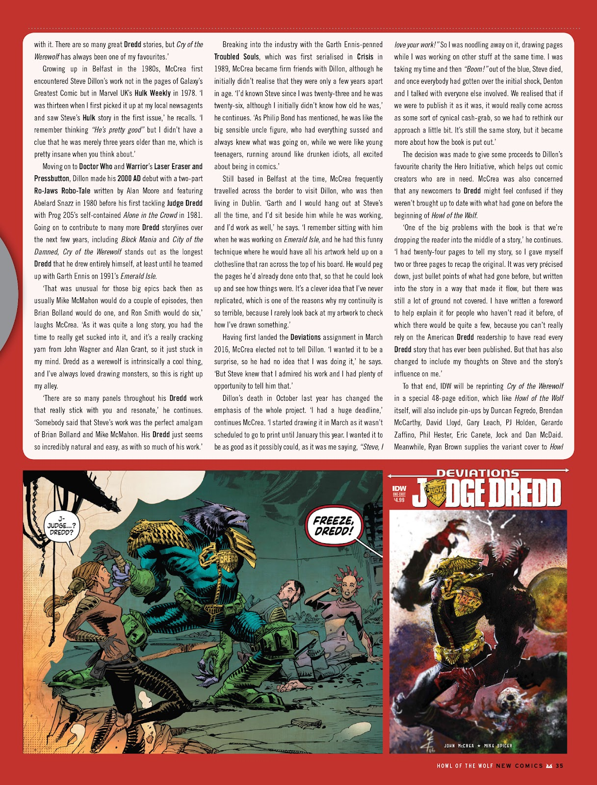 Judge Dredd Megazine (Vol. 5) Issue #382 #181 - English 34
