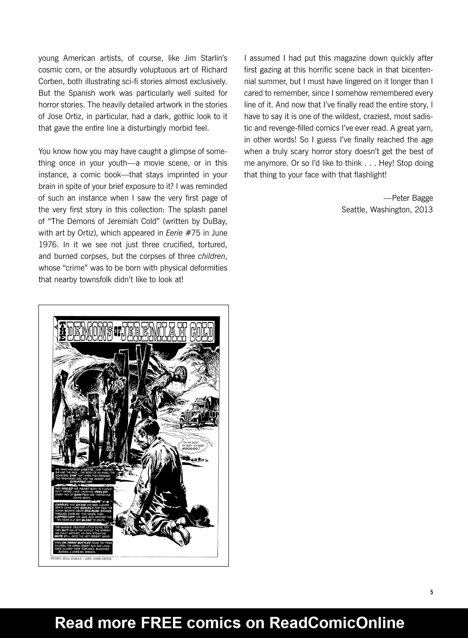 Read online Eerie Archives comic -  Issue # TPB 16 - 6